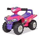 Zerone Quad für Kinder, Quad, ATV, mit Geräuschen und Lichter, Rosa / Violett
