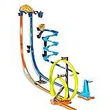 Hot Wheels Track Builder Senkrechtstarter Stunt-Set