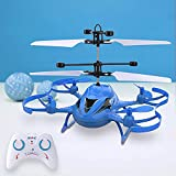 ALYHYB Mini-Drohne, Ferngesteuerter Hubschrauber Für Kinder, Induktionsflugzeug, RC-Flugspielzeug Mit USB-Aufladung, Weihnachtsflugzeuggeschenke Für Jungen Mädchen Erwachsene Indoor-Spielzeug