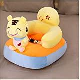 YONGJUN Kindersessel Ab 1 Jahr Multifunktions-Baby-Sitzstuhl aus weichem und bequemem Stoff -rutschfeste und verschleißfeste Kindersofa mit Reißverschlussdesign for Geburtstage,etcb (Size : E)