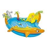 Bestway 53067 Sea Life Play Center Planschbecken 280x257x87cm, Bunt