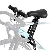 GBB Kinder Mountainbikes Radfahren Kindersitze und Lenker 2-5 Jahre alt Fahrrad Kindersitz (bis zu 31,8 kg), einfach zu demontieren, kompatibel mit allen Erwachsenen Fahrradmodellen
