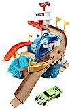 Mattel Hot Wheels BGK04 - City Color Shifters Hai-Attacke Spielset