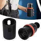 Tragbare Kaffeemaschine, manuelle Mini-Kaffeemaschine, Werkzeug zur Kaffeezubereitung, für Reisen zu Hause im Büro