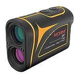 Laser Entfernungsmesser Lasermessgeräte AuBen Distanzmessgerät Elektronischer Golf Lithium Batterie Gelten Messabstand Geschwindigkeitsmessung Hohe Winkelmessung USB,Black