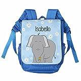 Striefchen® Kindergarten-Rucksack Elefantenmotiv 2,5 L blau