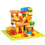 WFF Spielzeug Ramp-Spielzeug mit Tracks, Spielzeug-Bausteine in 8 Farben .Children Lernspielzeug for 3-Jährige und Up Boy Geschenke (Color : 1 Piece)