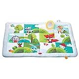 Tiny Love Baby Krabbeldecke 'Super Mat' - Meadow Days Design, große Baby-Spieldecke im modernen Design, (0M+) nutzbar ab der Geburt, XL Spieldecke, 150 x 100 cm, mehrfarbig