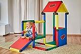 Quadro   Adventure   Klettergerüst für drinnen und draußen   Fördert Entwicklung von Kindern   Beliebig modular & erweiterbar   6 Jahre Garantie   Ab 6 Monaten bis 6 Jahren