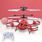 ALYHYB Mini-Drohne, Induktionsflugzeug-Fernbedienungshubschrauber Für Kinder, RC-Flugspielzeug Mit USB-Aufladung, Weihnachtsflugzeuggeschenke Für Jungen Mädchen Erwachsene Indoor-Spielzeug