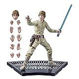 Star Wars The Black Series Star Wars: Das Imperium schlägt zurück Luke Skywalker Figur, 20 cm große Sammelfigur, Fans und Sammler