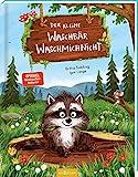 Der kleine Waschbär Waschmichnicht: Lustiges Kinderbuch ab 3 Jahren, Top-Thema Kinderalltag 'Waschen', Anderssein und Identitätsfindung