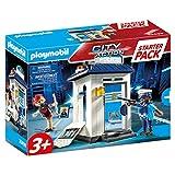 PLAYMOBIL City Action 70498 Starter Pack Polizei, Für Kinder ab 3 Jahren