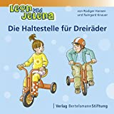 Leon und Jelena - Die Haltestelle für Dreiräder