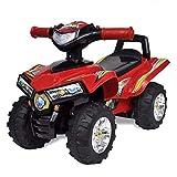 vidaXL Quad Rutschfahrzeug Kinderfahrzeug Kindermotorrad Rutschauto Kinderquad