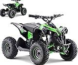 Elektro Quad 1060W 48V Kinder Buggy Miniquad ATV Kinderquad Pocketbike, Kinder Elektro Quad 48 Volt Scheibenbremsen 55943 AWZ