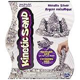 Kinetic Sand, 1lb (454g) Metallic Silver