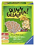 Ravensburger 20764 - Dumm gelaufen! Kartenspiel für 2-6 Spieler, fiktiver Mitspieler, Unterhaltung ab 10 Jahren