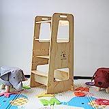 Kiddy dreams Lernturm Lernstuhl Kinderstuhl Küche Helper Learning Tower Kindertritt Montessori-Turm