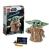 LEGO 75318 Star Wars The Mandalorian, Das Kind, Bauset, Bauspielzeug zum Sammeln für Fans ab 10 Jahren