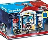 PLAYMOBIL City Action 70306 - Spielbox In der Polizeistation, ab 4 Jahren