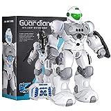 Sonomo Roboter Kinder Spielzeug, Ferngesteuerter Roboter Spielzeug für Kinder, RC-Roboter für Kinder, RC Spielzeug für Kinder Jungen Mädchen Geschenk, LED Licht und Musik Intelligente Roboter
