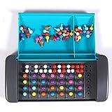 Code Breaker Spiel Montessori Mastermind Spiel - Reisendes Brettspiel Spielzeug Für Die Familie Intelligentes Entwicklungsspielzeug Logisches Brettspiel Für Familienkinder
