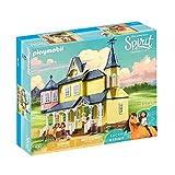 Playmobil DreamWorks Spirit 9475 Luckys glückliches Zuhause, Ab 4 Jahren