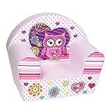 Knorrtoys 68337 - Kindersessel - 'Owl'