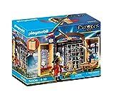 PLAYMOBIL Pirates 70506 Spielbox 'Piratenabenteuer', Ab 4 Jahren