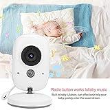 Baby Schreialarm, Babyphone 2,4 GHz für Passen Sie Ihr Baby auf, um Ihr Baby zu überwachen(Übersetzen)