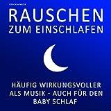 Braunes Rauschen oszillierend als Einschlafhilfe und für den Baby Schlaf