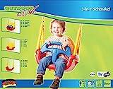 VEDES Großhandel 71702081 Outdoor active 3-in-1 Schaukel, Twipsolino