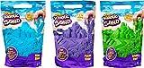 Kinetic Sand 0,9 kg kinetischer Sand zum Mischen, Formen und Kreieren, für Kinder ab 3 Jahren (Farben Werden zufällig ausgewählt)