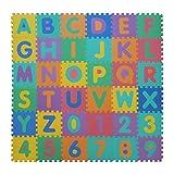 VeloVendo® Puzzlematte TÜV geprüft (190 x 190 x 1 cm)