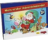 HABA 303156 Mein erster Adventskalender-Weihnachten auf dem Bauernhof