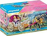 PLAYMOBIL Princess 70449 Romantische Pferdekutsche, Ab 4 Jahren