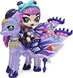 HATCHIMALS Pixies Riders Magical Mel Pixie & Ponygator Glider