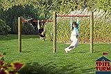 Turnreck / Kinderreck Doppelreck 286 x 190/210 cm