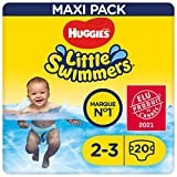 Huggies Little Swimmers Schwimmwindeln, Größe 2–3(3 – 8kg), 1Packung mit 20Stücke