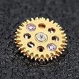 Uhrenersatz Automatisches Dreirad-Uhrenteil für Uhrmacher
