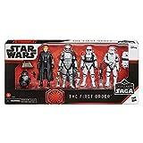 Star Wars F1415 Celebrate The Saga Spielzeuge Erste Ordnung Figuren Set, 9,5 cm große Action-Figuren zum Sammeln 6er-Pack, für Kids ab 4 Jahren
