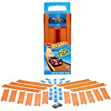 Mattel Hot Wheels BHT77 - Track Builder Pack inklusiv Fahrzeug