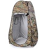Dusche im Freien bewegt Schutzbarriere WC-Zelt für Bad-Windel-Tasche mit Camouflage,Multicolored