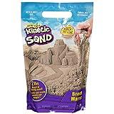 Kinetic Sand 20116297 907 g Beutel mit magischem Indoor-Spielsand naturbraun