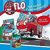 Flo - das kleine Feuerwehrauto - Die 3-CD Hörspielbox: Die 3-CD Hörspielbox