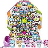 Hatchimals CollEGGtibles Mystery Wheel Welpenparty mit 20 Überraschungen zum Öffnen, für Kinder ab 5 Jahren