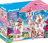 PLAYMOBIL Princess 70447 Großes Prinzessinnenschloss mit drehbarer Tanzplatte, Ab 4 Jahren
