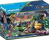 PLAYMOBIL Pirates 70414 Piraten-Schatzversteck, Ab 5 Jahren