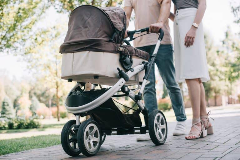 3-in-1-Kinderwagen